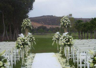 San diego wedding florist wedding floral arrangements bridal rosepetals junglespirit Images