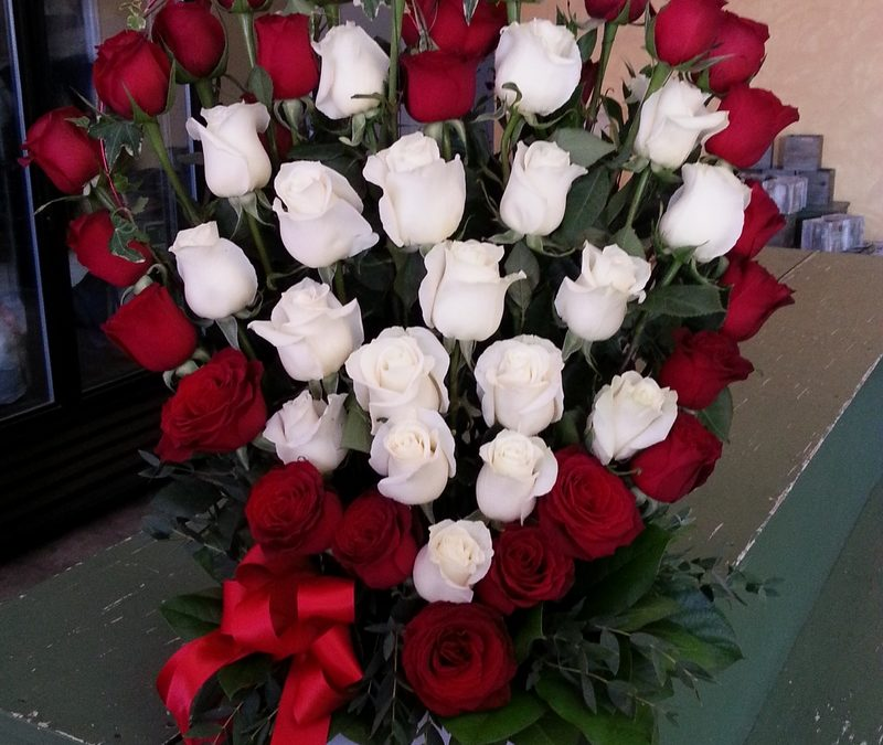 Buy your loved one a bouquet from Rosita's Flowers