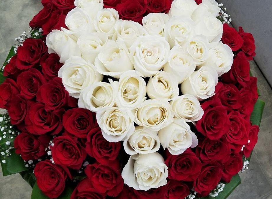 Happy Valentine's Day from Rosita's Flowers