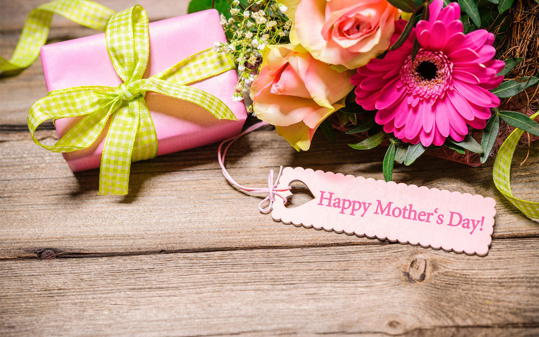 Mother's Day Is This Sunday!