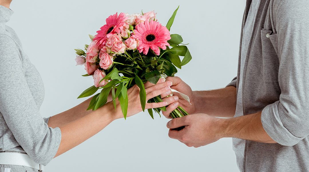 5 Reasons flowers are still a fabulous idea this Valentine's Day
