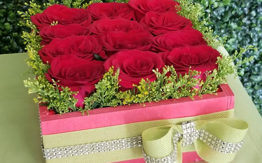 Rosita's Flowers Wishes You A Happy And Safe Valentine's Day